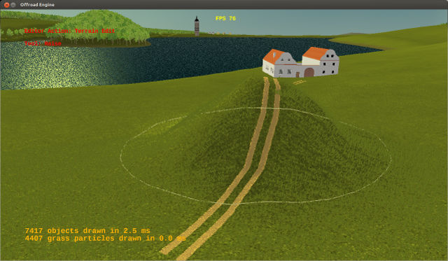 ...road geometry fits even more complex terrain height profile.